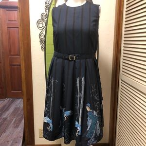 New eShatki Asian Print Dress 16